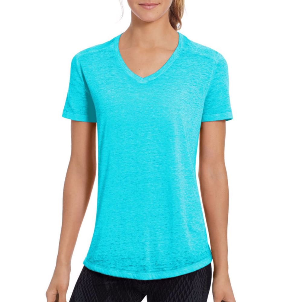 CHAMPION Women's Authentic Wash Short-Sleeve Tee - TURQ WTR-Q5W W50068