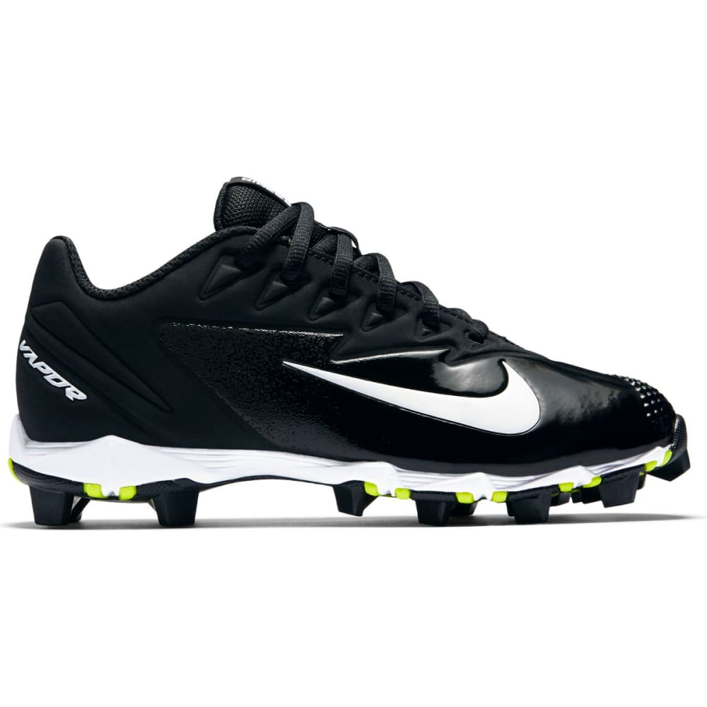 NIKE Kids' Vapor Ultrafly Keystone Baseball Cleats, Wide - BLACK