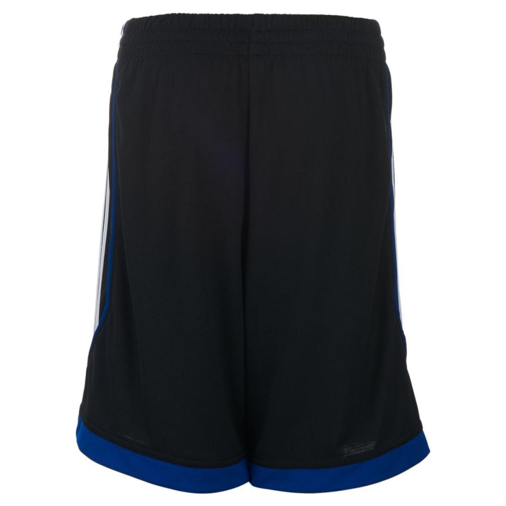 ADIDAS Boys' Dynamic Speed Shorts - BLK/COLLGT ROYAL-K10