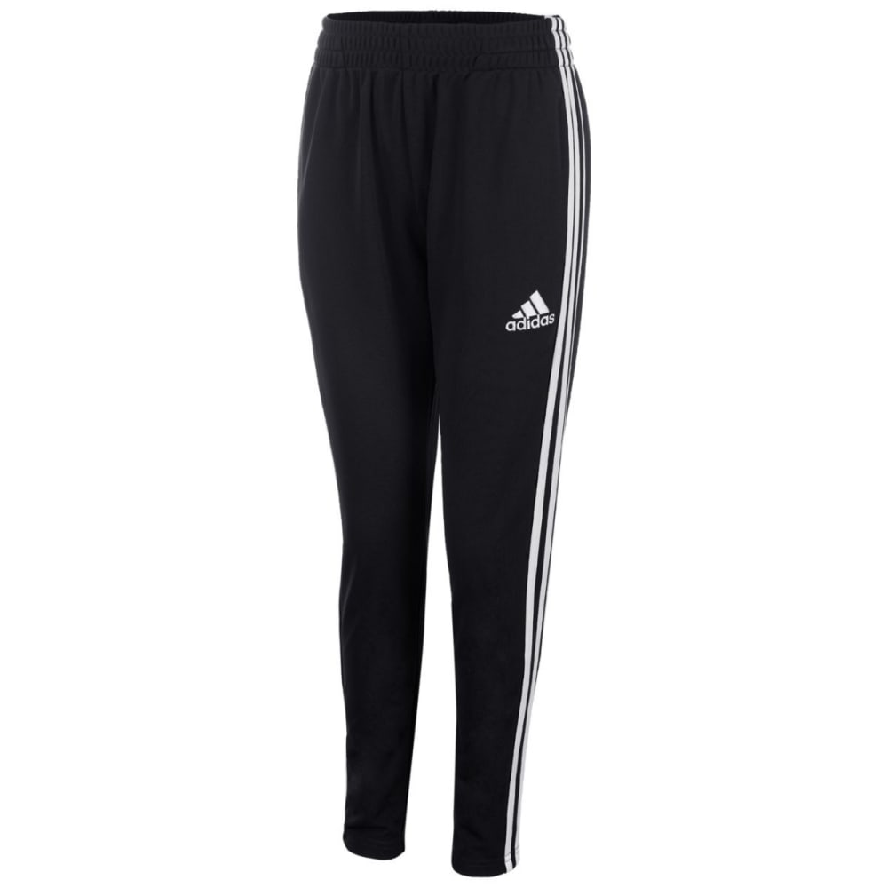 ADIDAS Boys' Trainer Pants - BLACK-K01