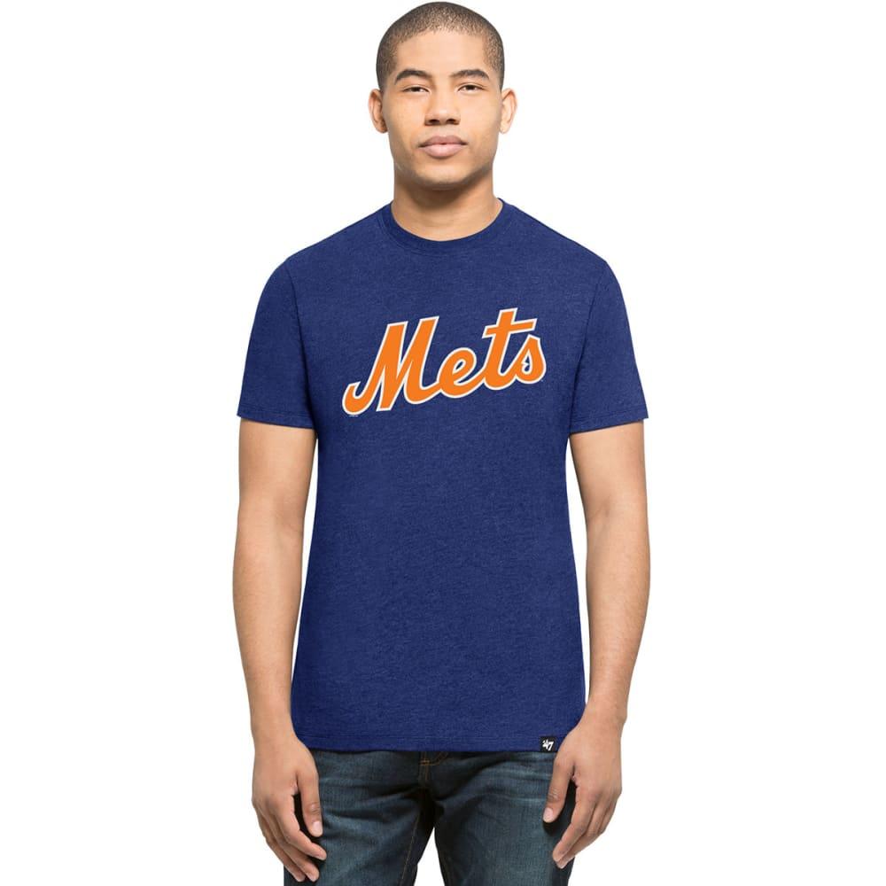 NEW YORK METS Men's Team '47 Club Short-Sleeve Tee - ROYAL BLUE