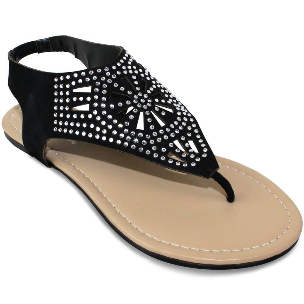 OLIVIA MILLER Women's Savona Sandals 6
