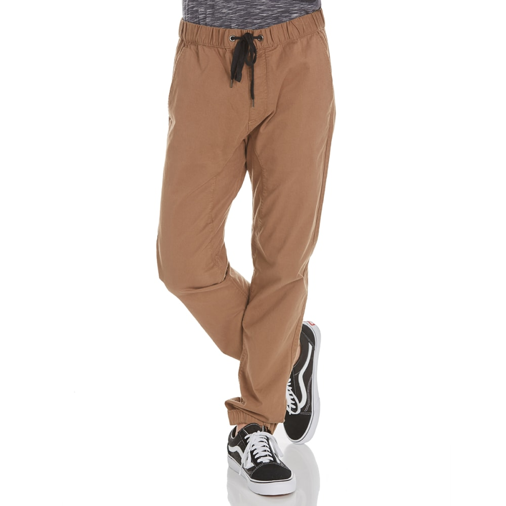 OCEAN CURRENT Guys' Backside Woven Jogger Pants S