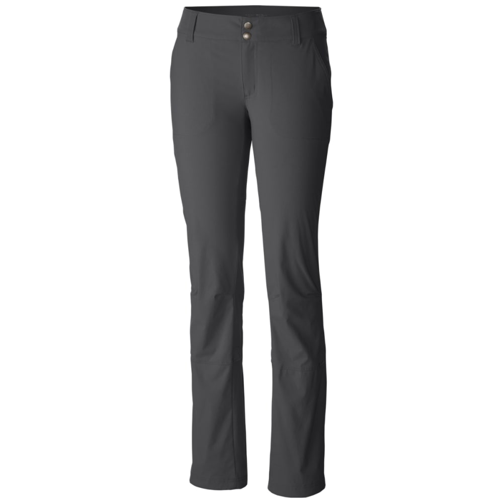 COLUMBIA Women's Saturday Trail Pants - 028-GRILL