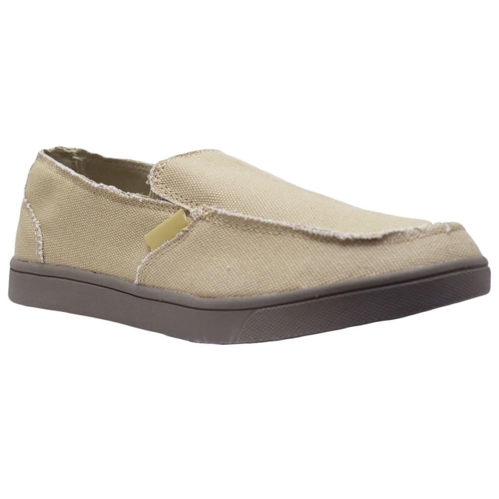HANG TEN Men's Laguna Shoes - TAN