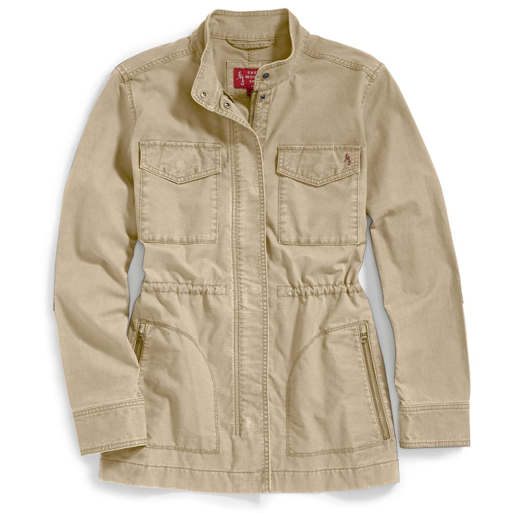EMS® Women's Berkshire Cotton Jacket - FOSSIL