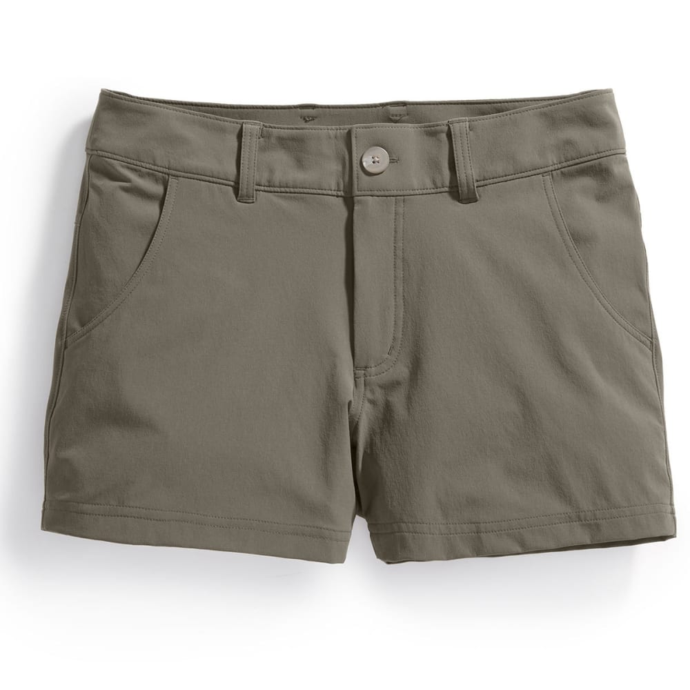 Ems(R) Women's Compass Shorts - Brown, 2