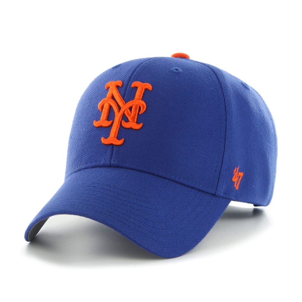NEW YORK METS Men's Home '47 MVP Cap ONE SIZE