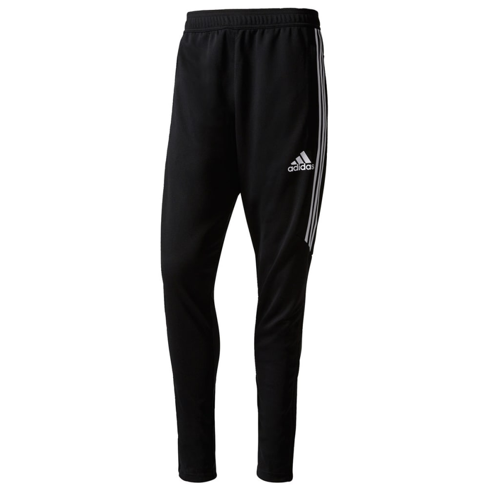 ADIDAS Men's Tiro 17 Training Pants - BLK/WHT-BS3693