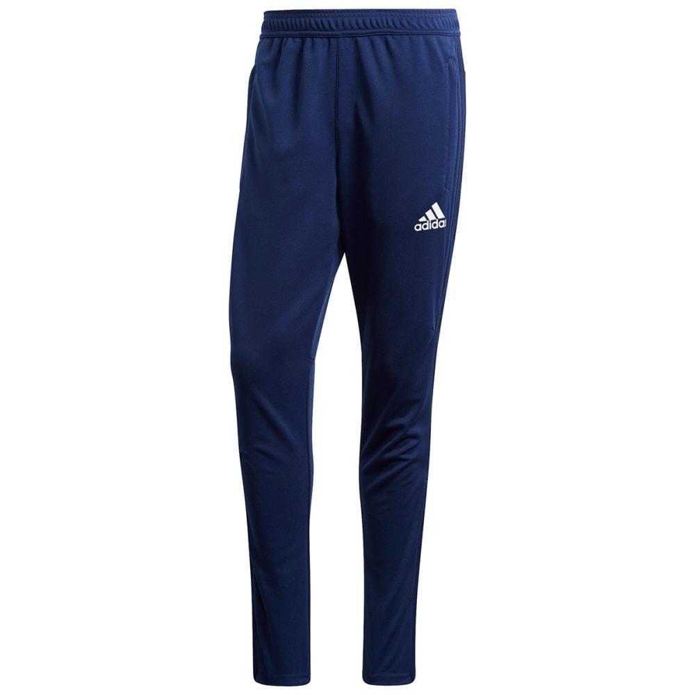 ADIDAS Men's Tiro 17 Training Pants - DRK BLUE-WHT-BQ2719