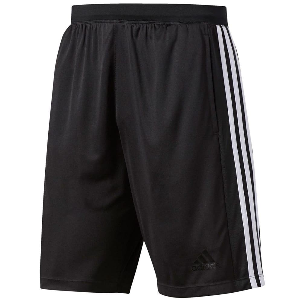 ADIDAS Men's Designed 2 Move Shorts - BLK/WHT-BP9111