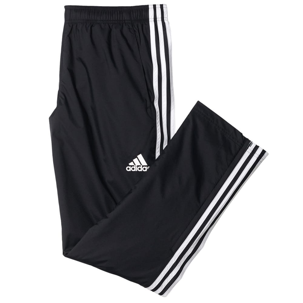 ADIDAS Men's Essential Wind Pants - BLK/WHT-AB2697