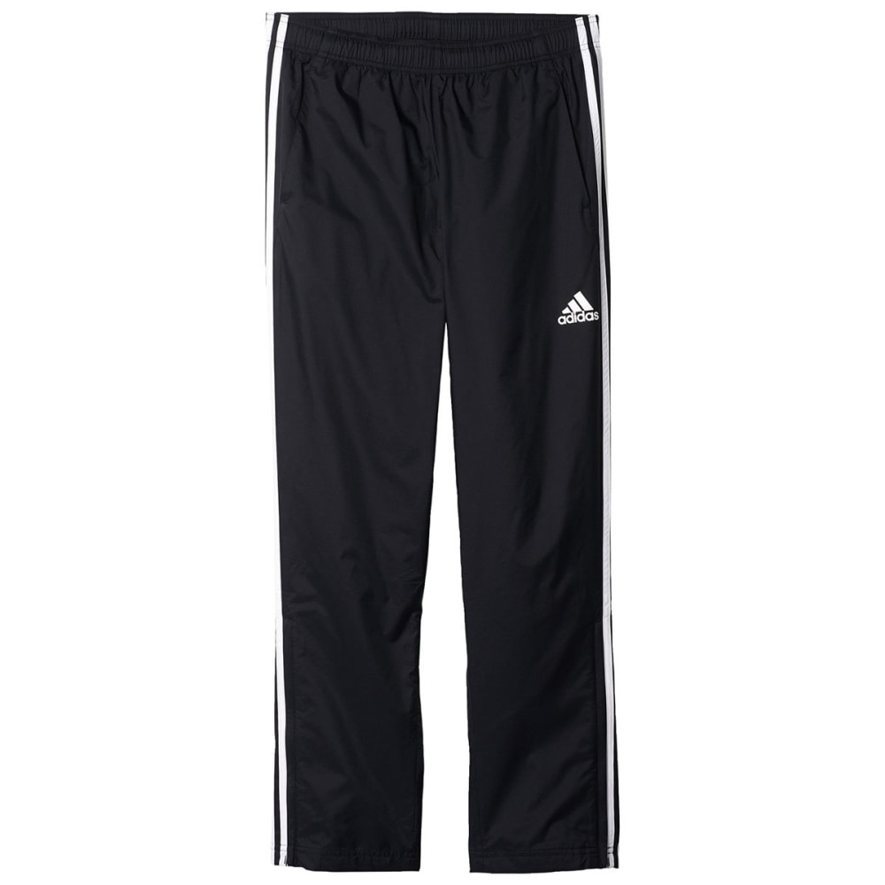 ADIDAS Men's Essential Wind Pants - BLK/WHT-AB2697