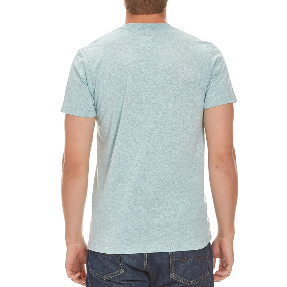 OCEAN CURRENT Guys' Bad Decisions Short Sleeve Tee - MINT