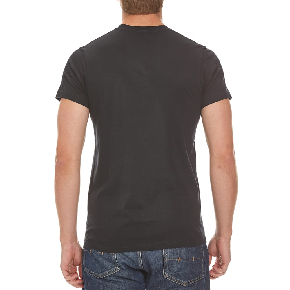 OCEAN CURRENT Guys' Cali Pride Tee - BLACK