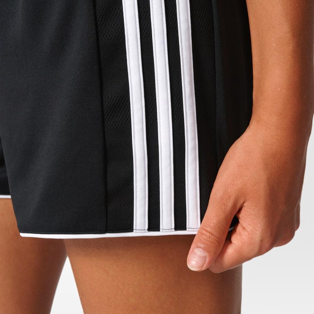 ADIDAS Women's Tastigo 17 Soccer Shorts - BLK/WHT-BJ9164