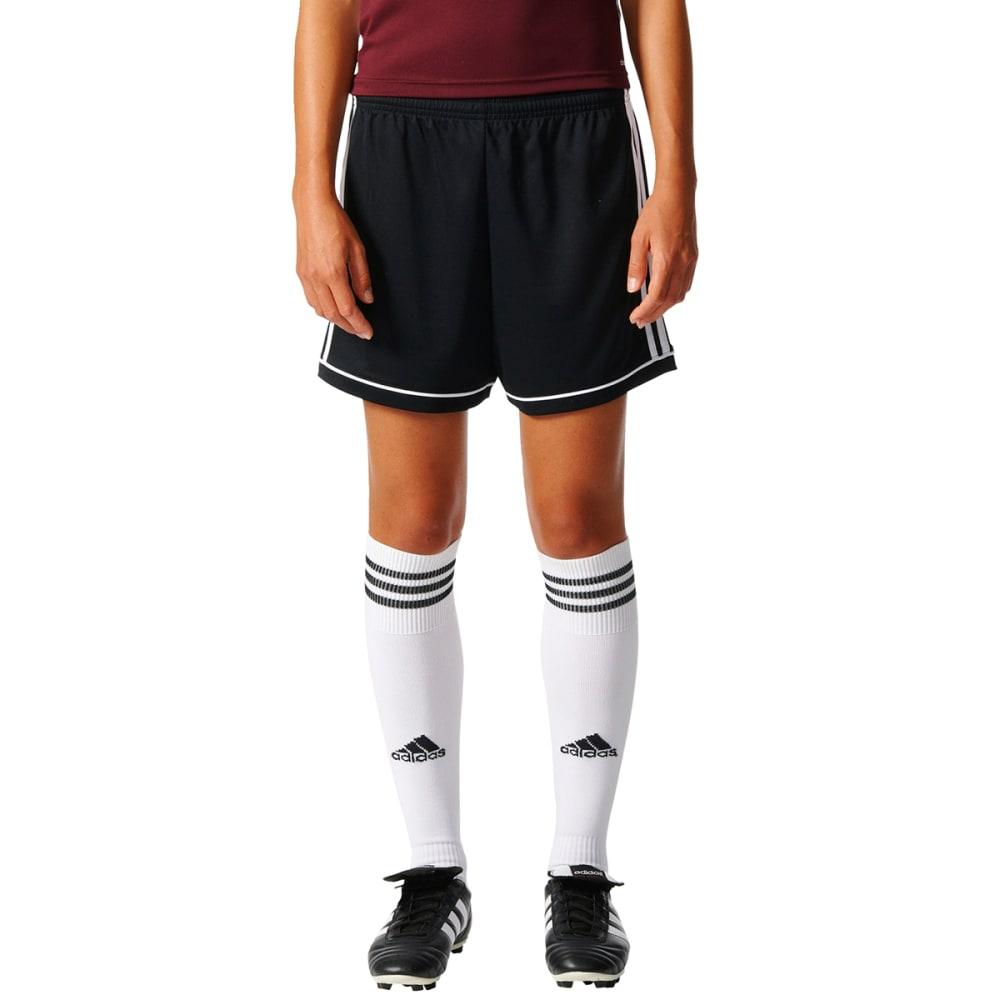 Adidas Women's Squadra 17 Soccer Shorts - Black, S