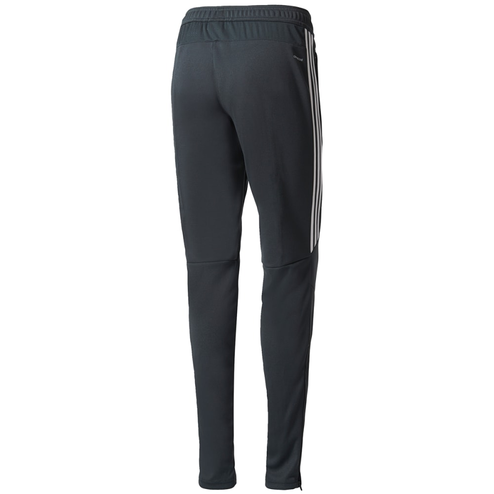 ADIDAS Women's Tiro 17 Training Pants - DRK GRY/WHT-BS3684