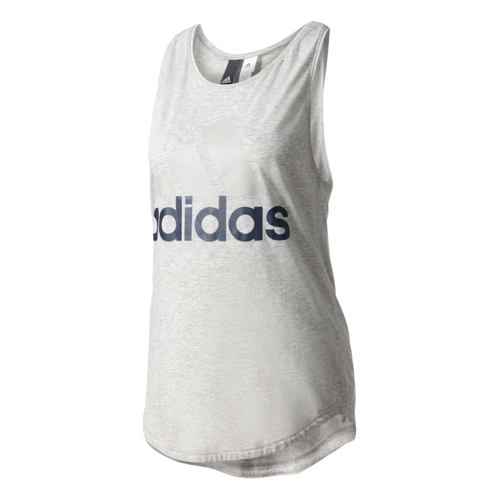 ADIDAS Women's Essentials Linear Loose Tank Top S