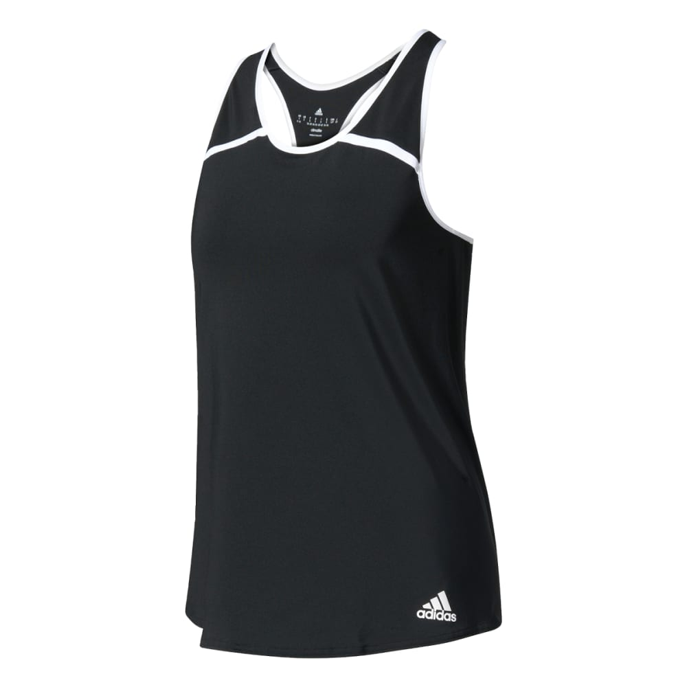 Adidas Women's Club Tennis Tank - Black, S