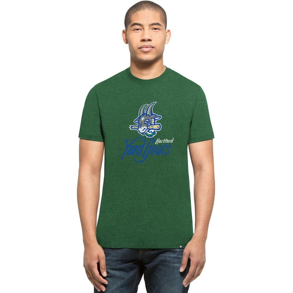 HARTFORD YARD GOATS Men's Knockaround '47 Club Short-Sleeve Tee - GREEN