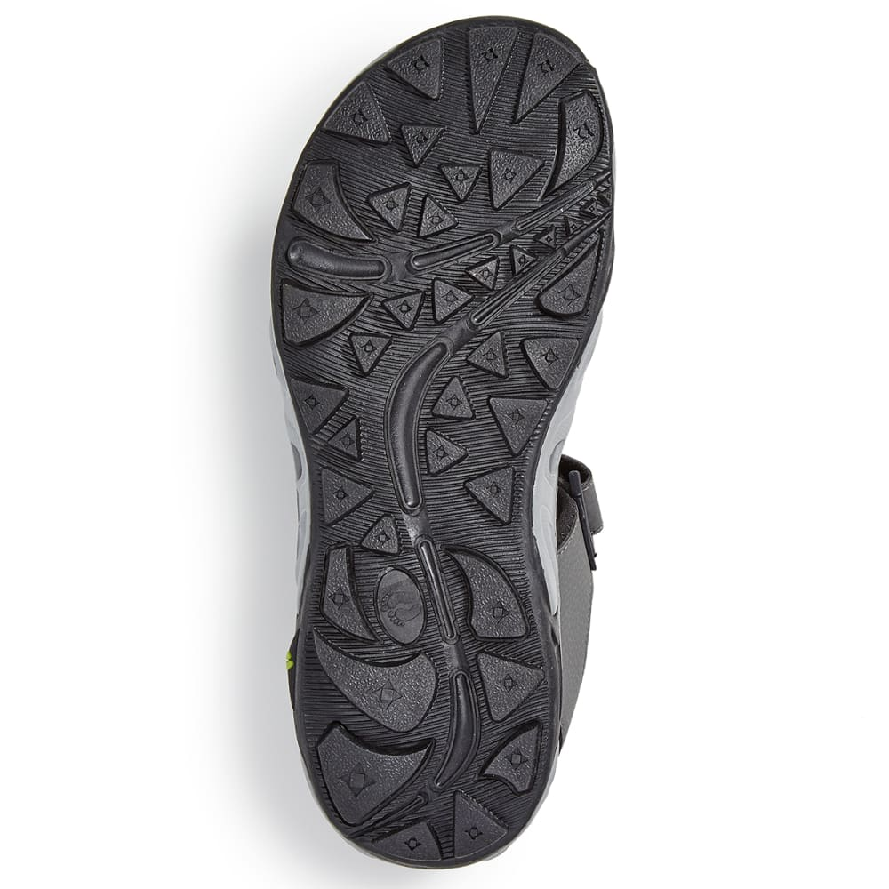 ISLAND SURF Men's Carlsbad Sandals - GREY
