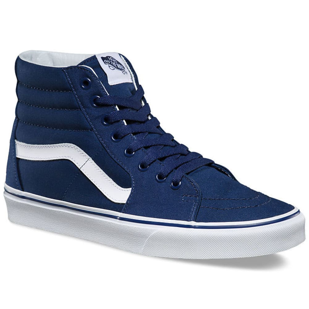 VANS New York Yankees MLB SK8-Hi Skate Shoes, Navy - NAVY
