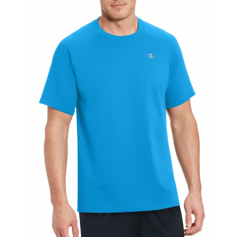 CHAMPION Men's Vapor Select Short-Sleeve Tee - HYDRO-78W