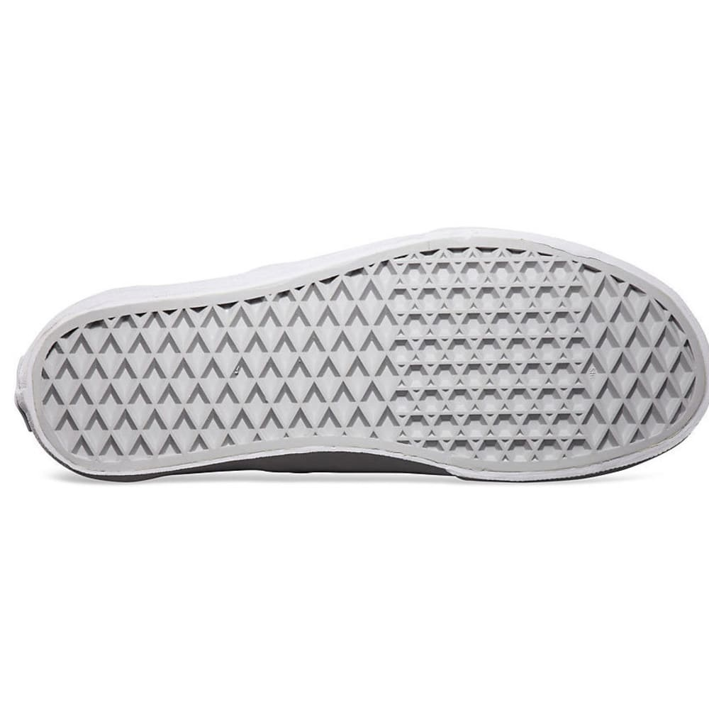 VANS Unisex Classic Slip-On Casual Shoes, True White - WHITE