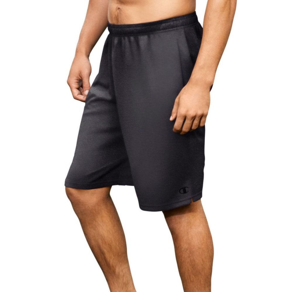 CHAMPION Men's Cross Train Shorts - GRANITE HTHR-G61