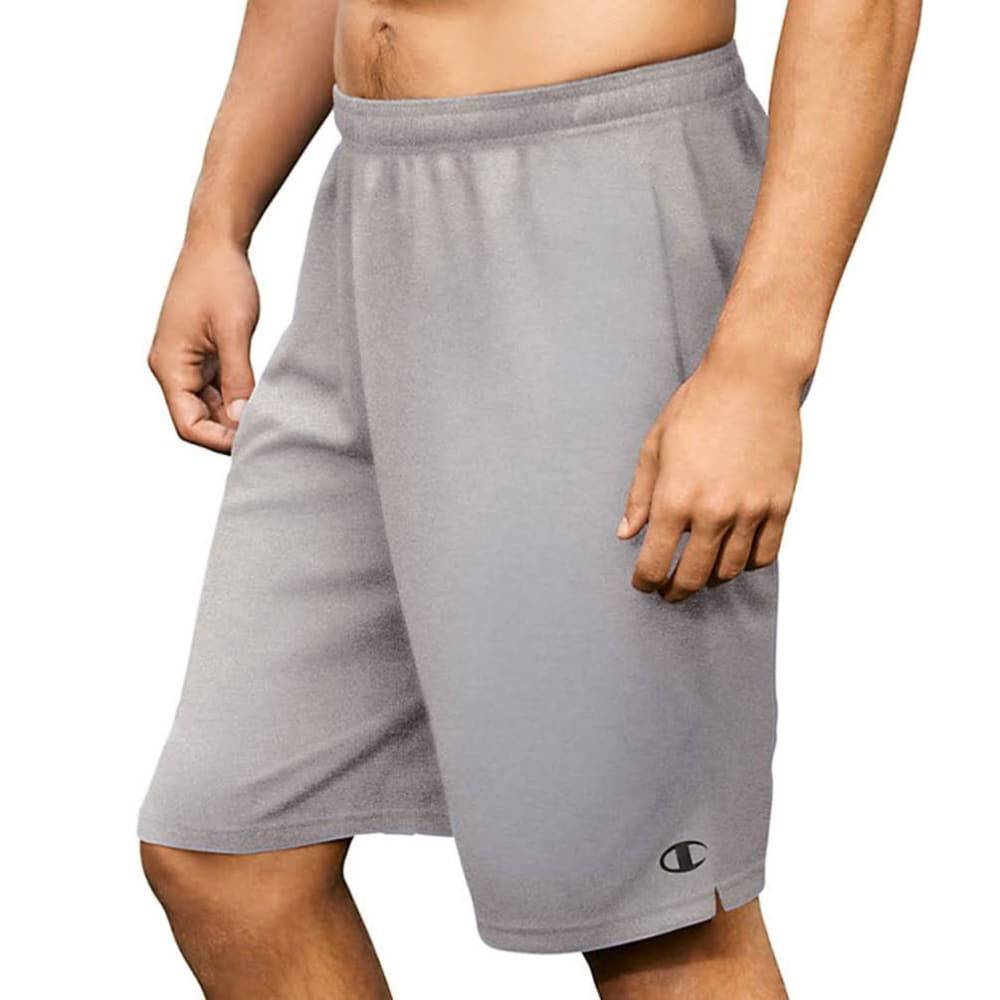 CHAMPION Men's Cross Train Shorts - OXFORD GREY-806