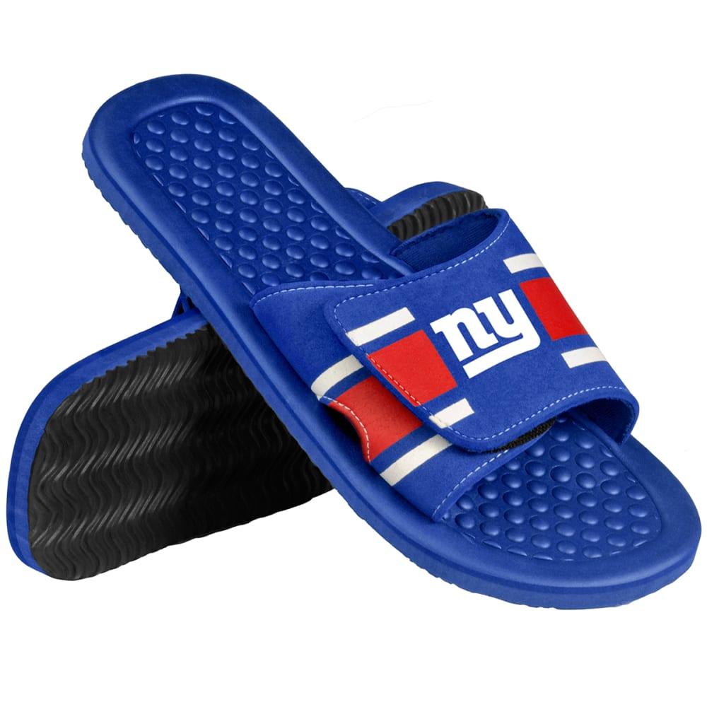NEW YORK GIANTS Boys' Slide Slippers - NAVY