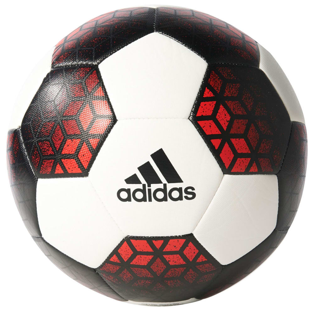 Adidas Ace Glider Soccer Ball - White, 5
