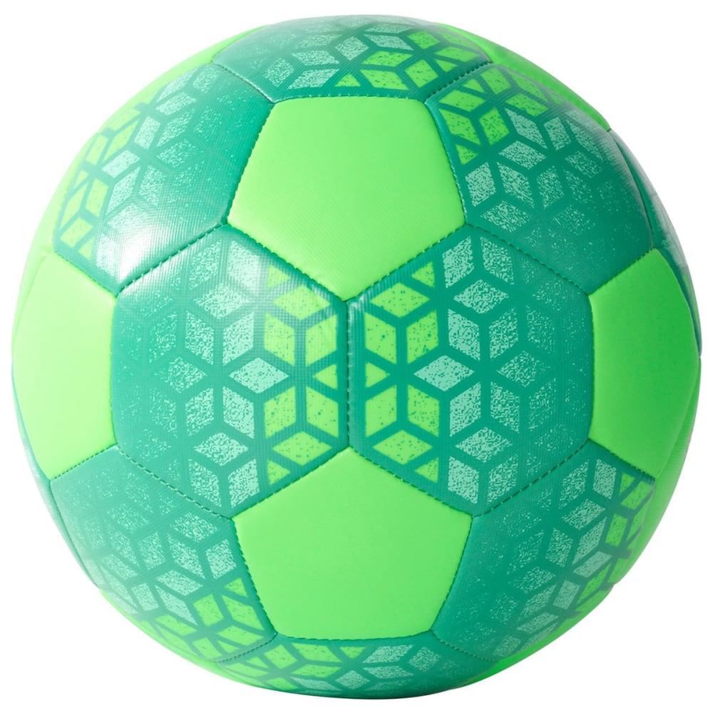 ADIDAS Ace Glider Soccer Ball - SOLAR GRN/CORE GRN/C