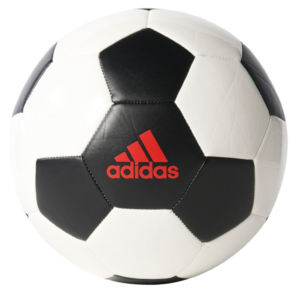 ADIDAS Ace Glider 2.0 Soccer Ball - WHITE/BLACK/RED