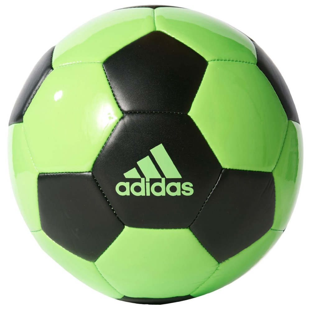 ADIDAS Ace Glider 2.0 Soccer Ball - SOLAR GREEN/BLACK