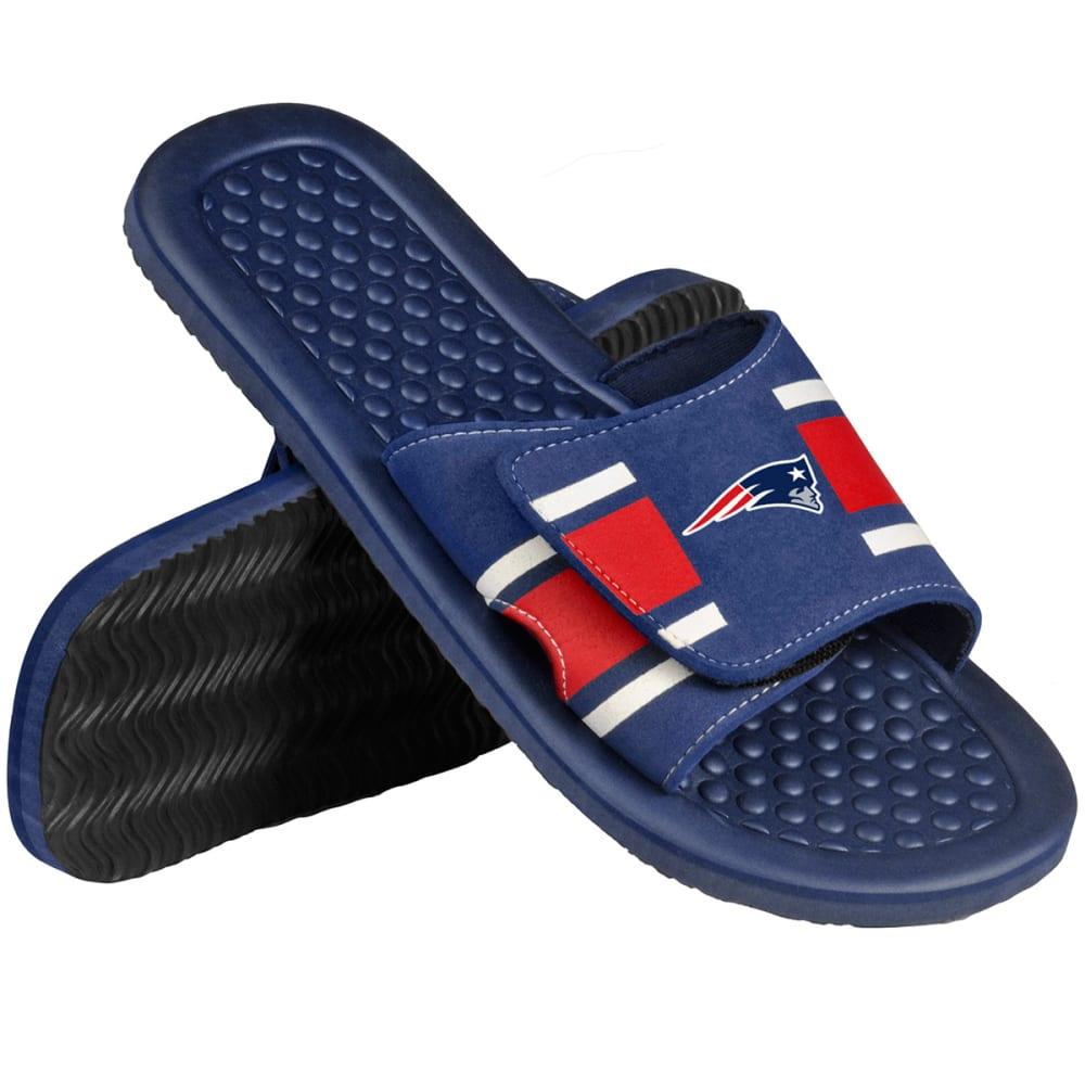 74eae170b1a5 NEW ENGLAND PATRIOTS Boys  Slide Slippers - Bob s Stores