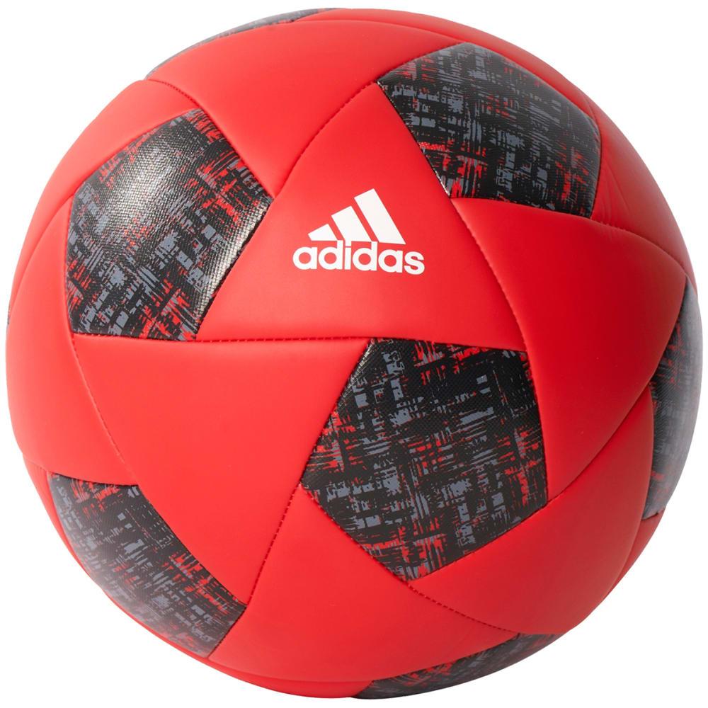 ADIDAS X Glider Soccer Ball - RED/WHITE/ONIX