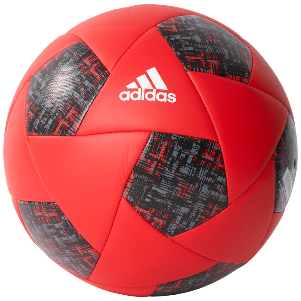 ADIDAS X Glider Soccer Ball - RED/WHITE/ONIX