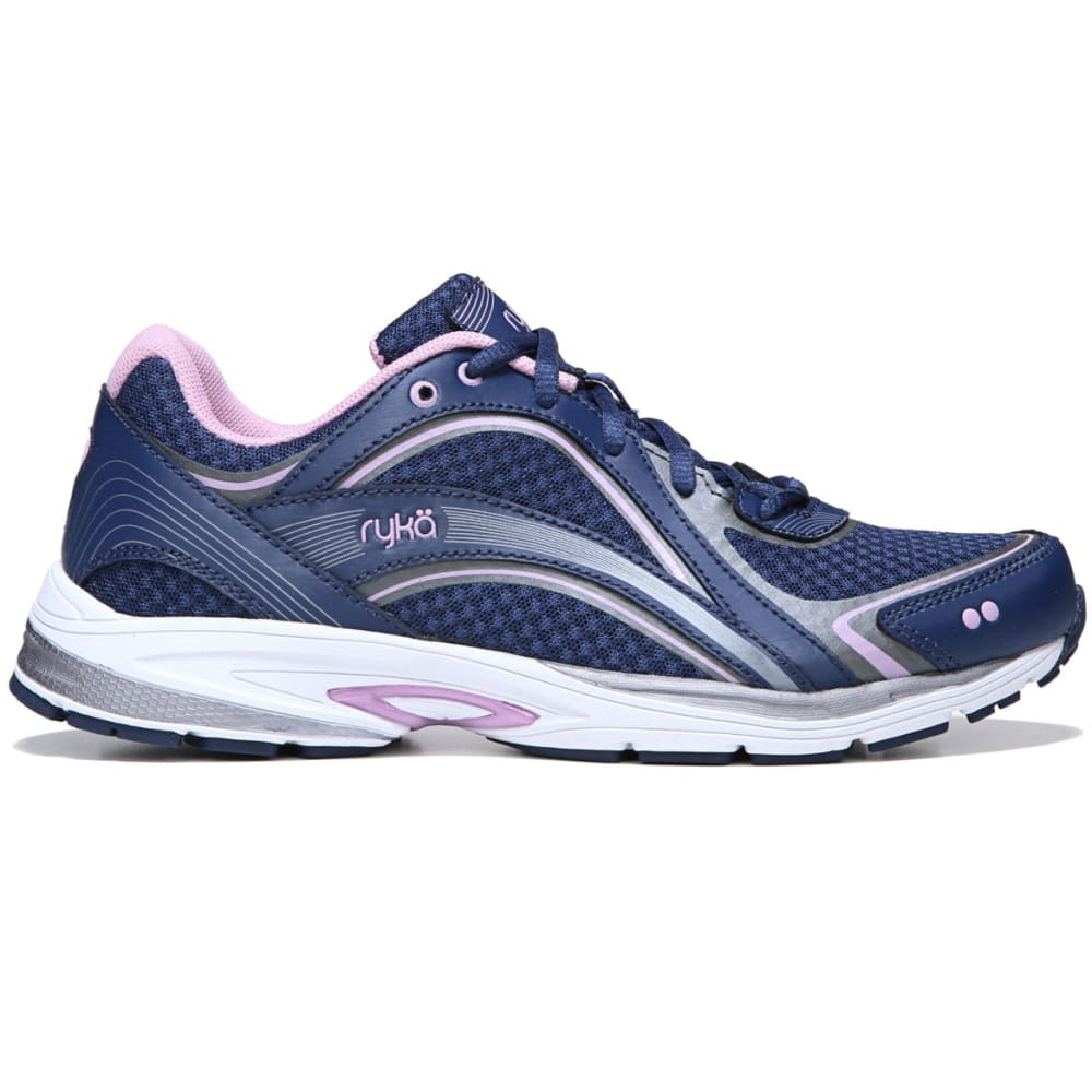 RYKA Women's Skywalk Shoes, Wide - NAVY