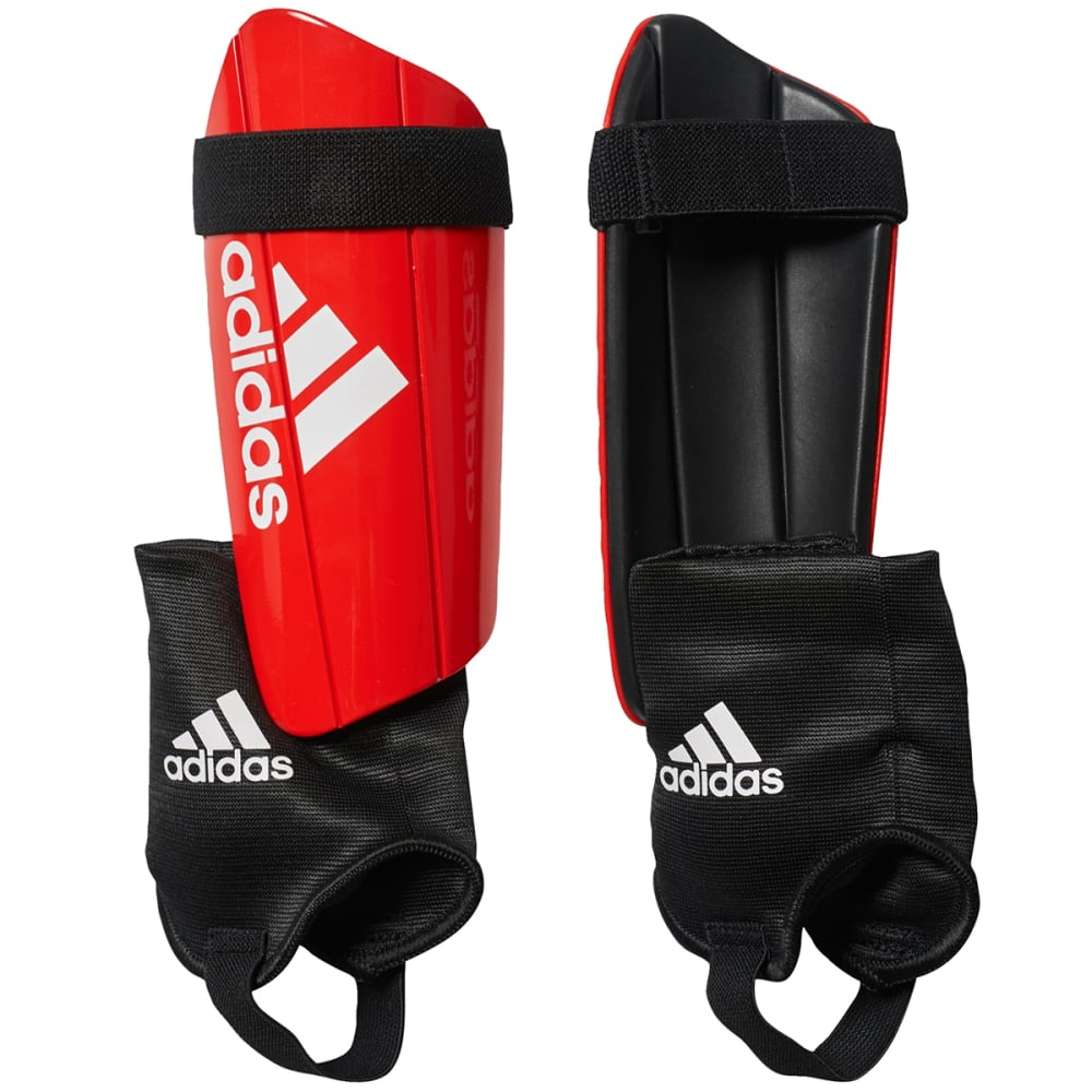 Adidas Ghost Club Soccer Shin Guards - Red, M