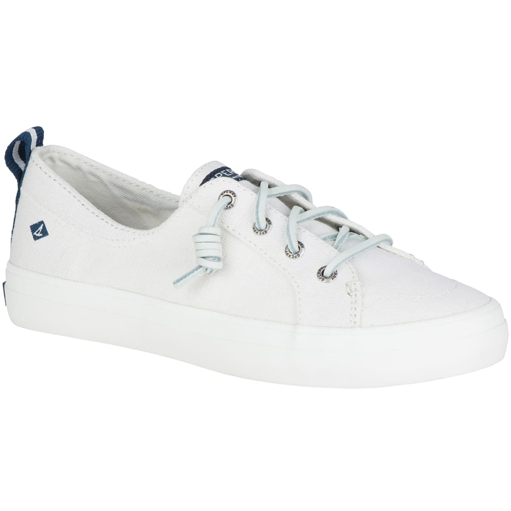 SPERRY Women's Crest Vibe Sneakers - WHITE