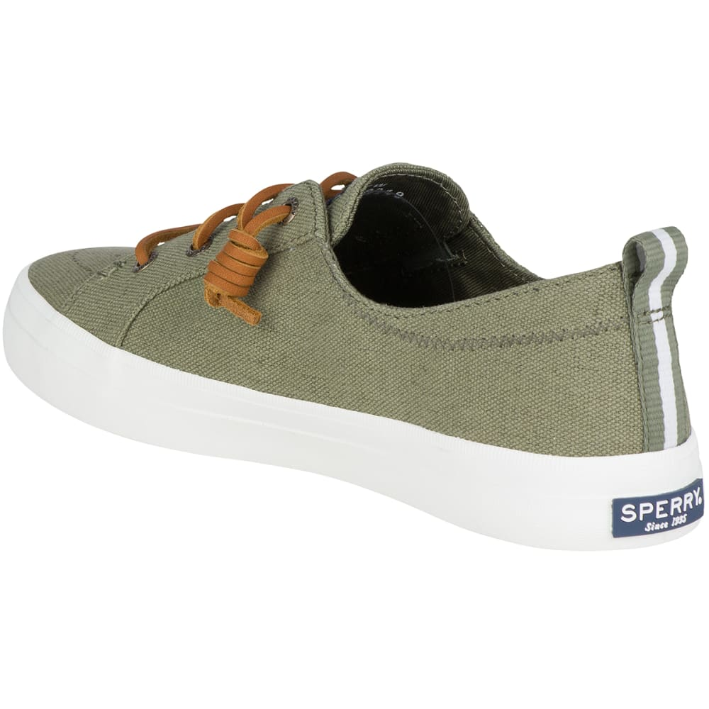 SPERRY Women's Crest Vibe Sneakers - OLIVE