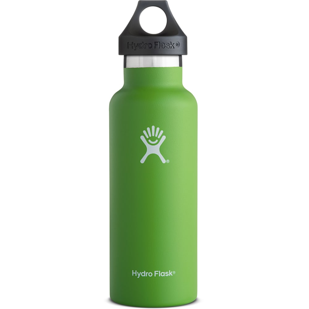 HYDRO FLASK 18 oz. Standard Bottle - KIWI