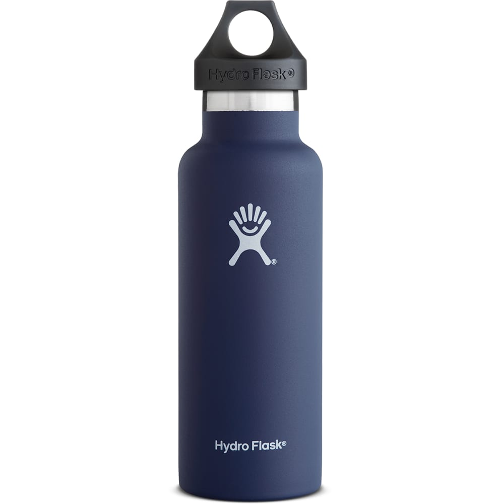 HYDRO FLASK 18 oz. Standard Bottle - COBALT