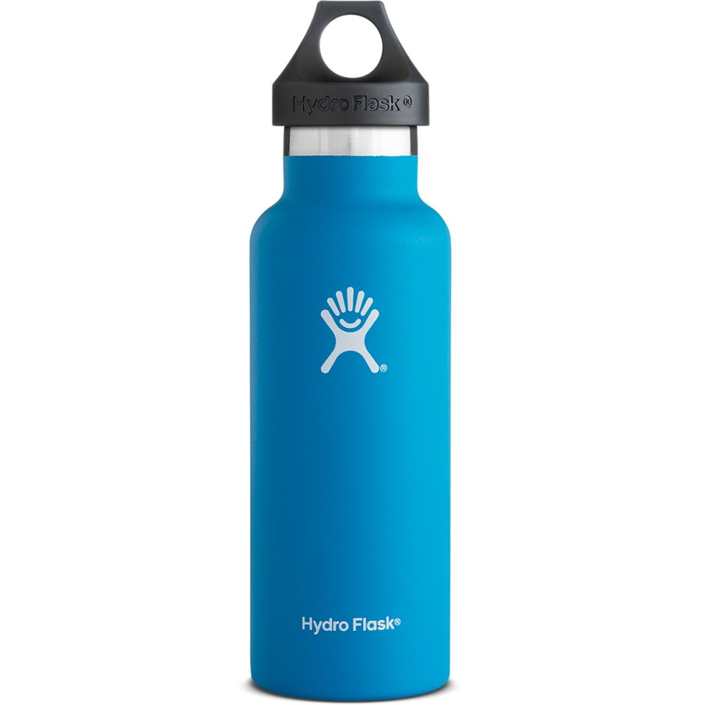 HYDRO FLASK 18 oz. Standard Bottle - PACIFIC