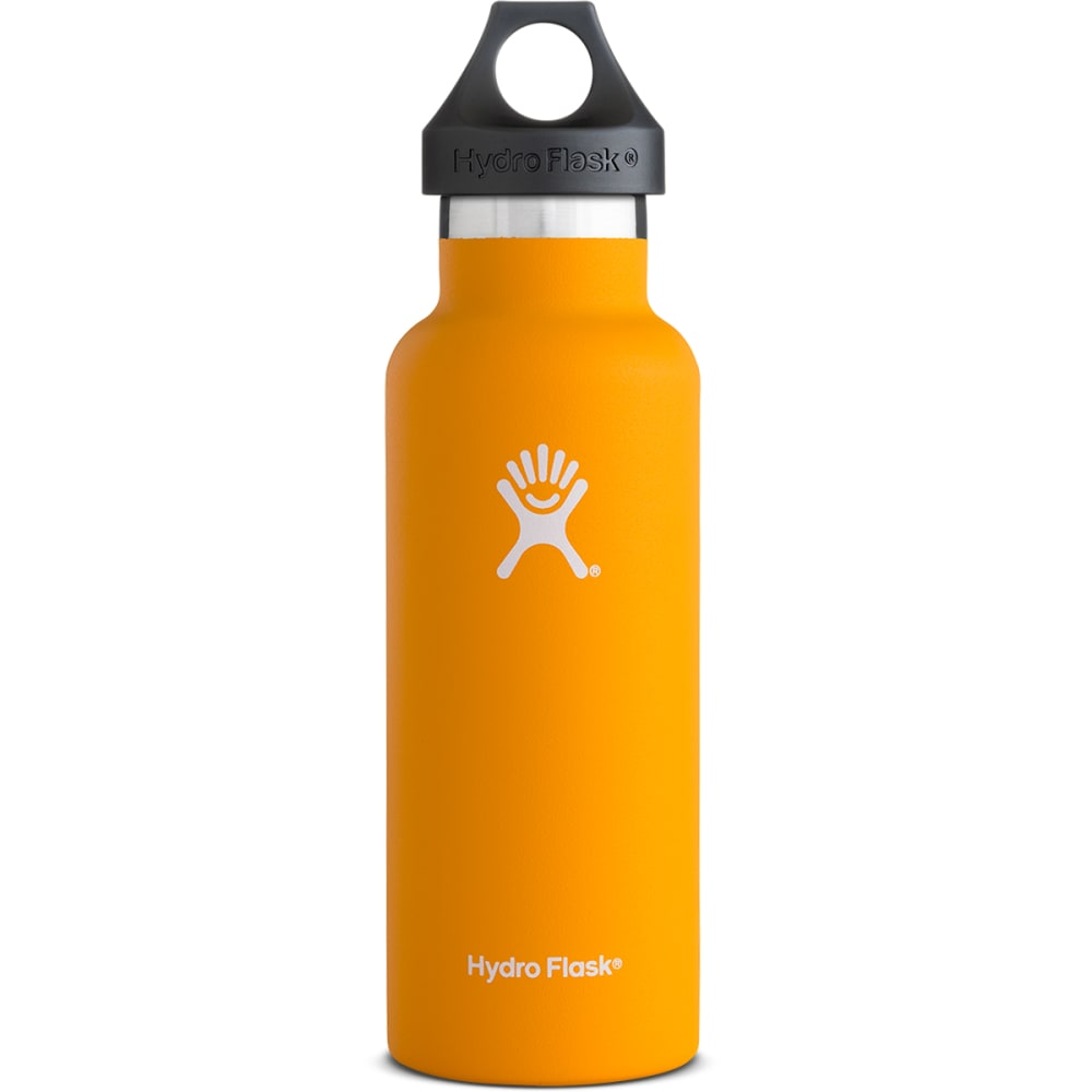 HYDRO FLASK 18 oz. Standard Bottle - MANGO