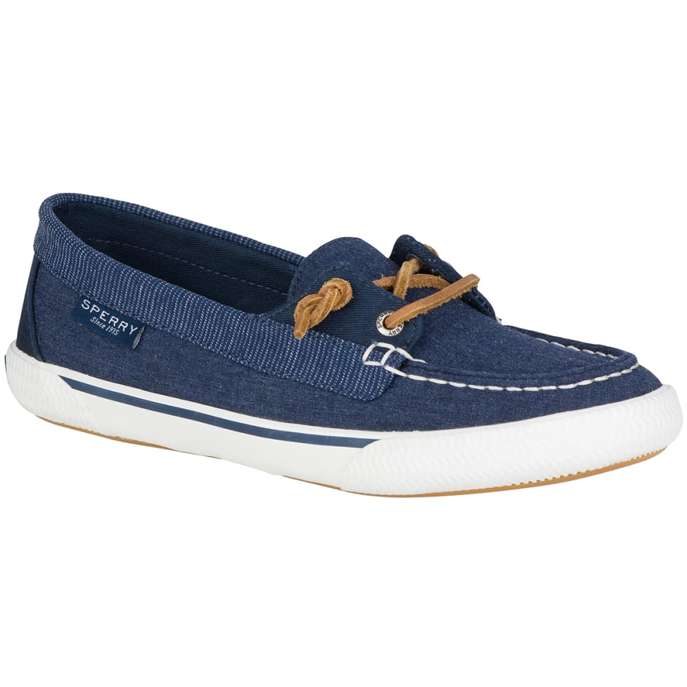 SPERRY Women's Quest Rhythm Sneakers, Navy - NAVY
