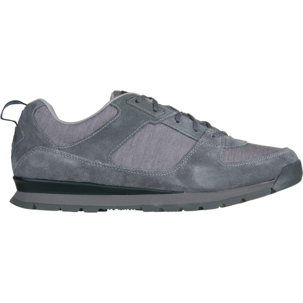 THE NORTH FACE Men's Back-To-Berkeley Redux Low Casual Shoes, Zinc Grey - ZINE GREY/URBAN NAVY