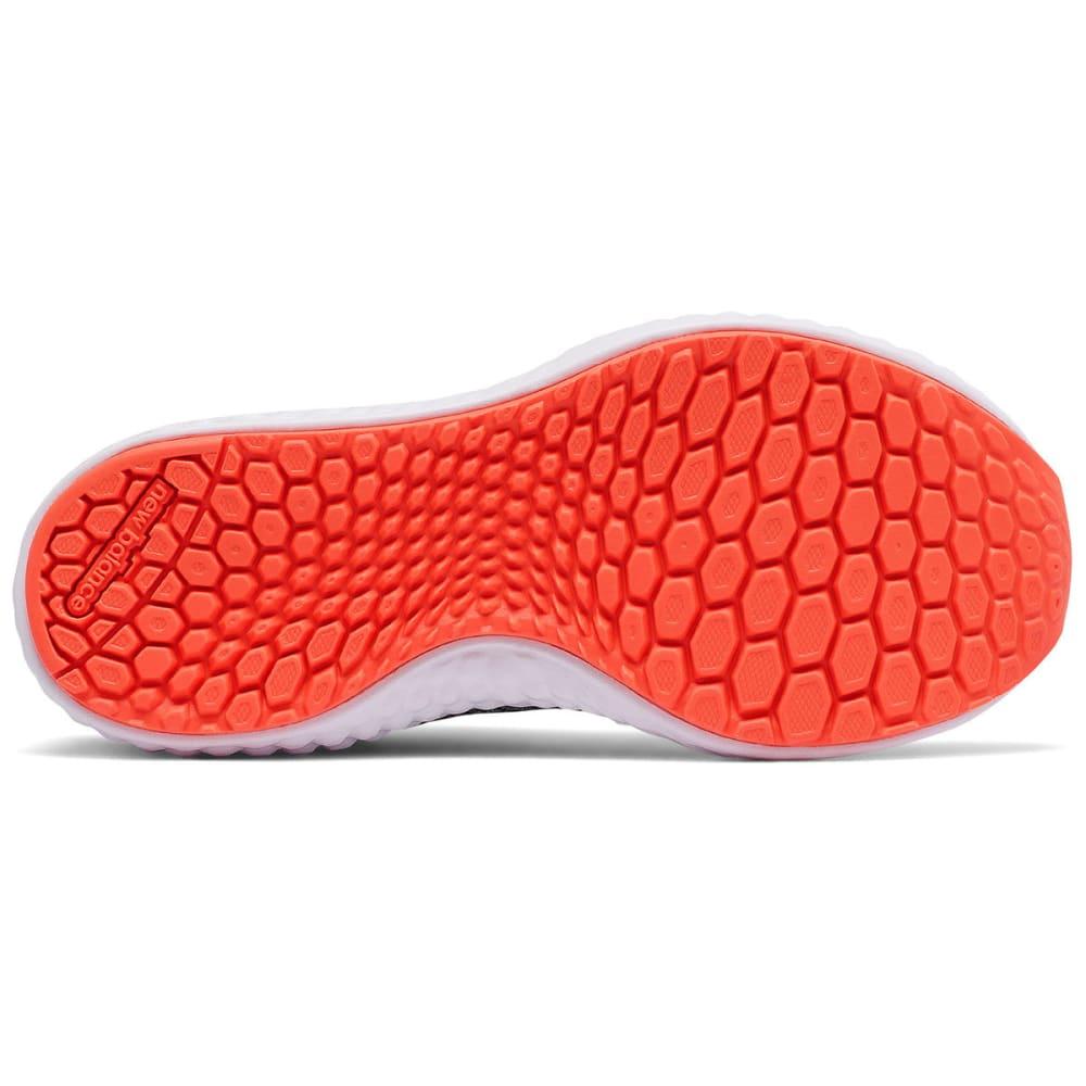 NEW BALANCE Boys' 720v4 Running Shoes, Grey/Orange - GREY - KJ72050